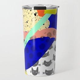 Tropical Chaos Travel Mug