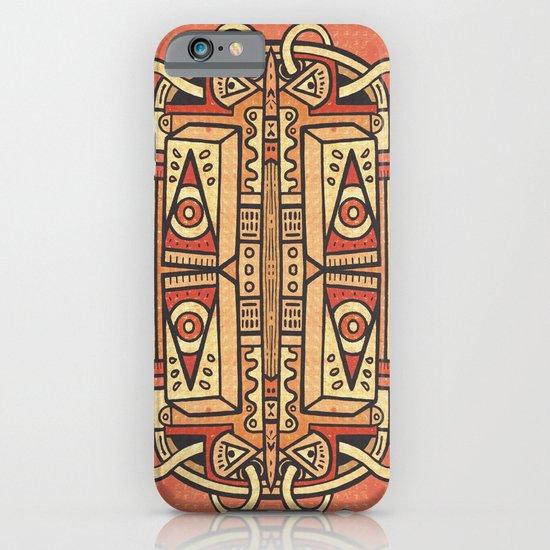 Tribalien iPhone & iPod Case