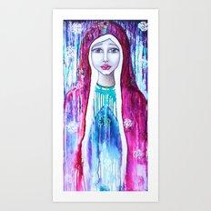 Love Witnesser by Tanya Cole Art Print
