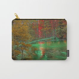 The Emerald Creek Carry-All Pouch