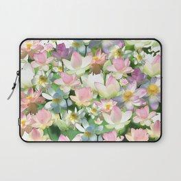 Lotus bloom Laptop Sleeve