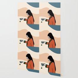 Tea lover Wallpaper