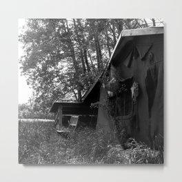 Humble Abode Metal Print