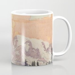 Storms over Keiisino Coffee Mug
