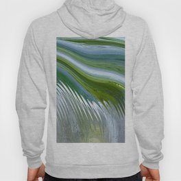 328 - Abstract Colour Design Hoody