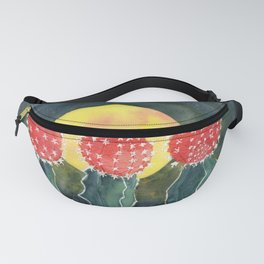 Cactus Moon Grafted Fanny Pack