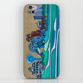 Absecon Island iPhone Skin