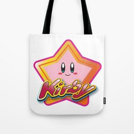 Kirby the Superstar (Icon) Tote Bag