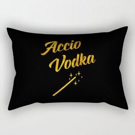 Accio Vodka Rectangular Pillow