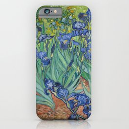 Vincent van Gogh - Irises iPhone Case