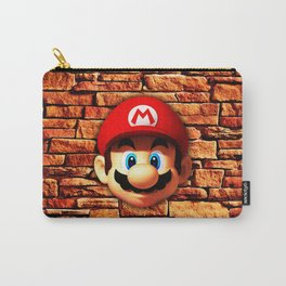 Mario Bross Carry-All Pouch