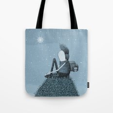 'Hill' Tote Bag