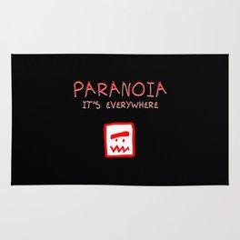 Paranoia Rug