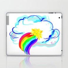 Sleeping Sun Laptop & iPad Skin