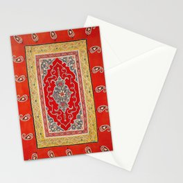 Rasht Gilan North Persian Embroidery Print Stationery Cards