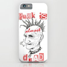 Punk Is ALMOST Dead Slim Case iPhone 6s