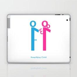 Il terzo incomodo Laptop & iPad Skin