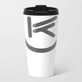 Kioshy Metal Travel Mug
