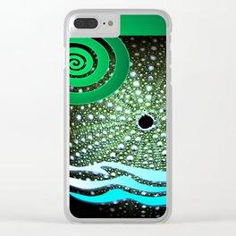 Sea Urchin - Kina Clear iPhone Case