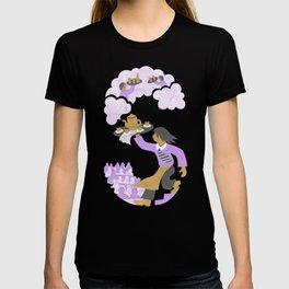 S as Serveur (Waiter) T-shirt