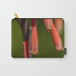 Orange Drops Carry-All Pouch
