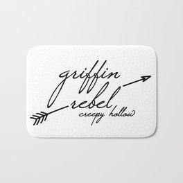 Griffin Rebel Bath Mat