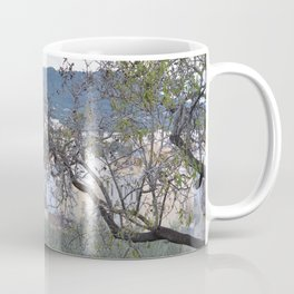 landscape in the little town Coffee Mug