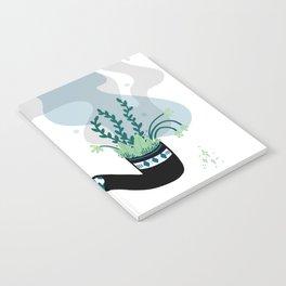 Garden pipe Notebook