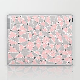 Seg African Grey and Pink Laptop & iPad Skin