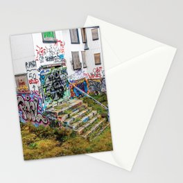 Trap House Stationery Cards