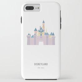 Disneyland / Sleeping Beauty's Castle iPhone Case