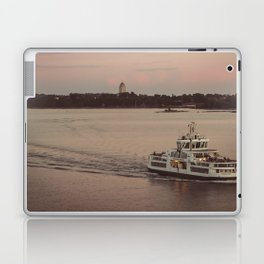 Postcard from the Baltic Laptop & iPad Skin