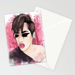 Adore Delano 2 Stationery Cards