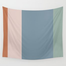 Contemporary Color Block XI Wall Tapestry