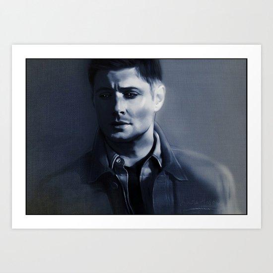 AOYS - only Dean version Art Print