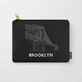 Brooklyn Bridge New York City Carry-All Pouch