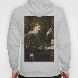 Dante Gabriel Rossetti - Veronica Veronese Hoody