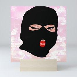 """Ghost Girl"" Mini Art Print"