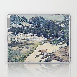 Mountain Lake Trail Laptop & iPad Skin