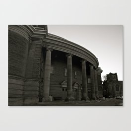 U of To Canvas Print