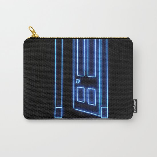 Door (Neon) Carry-All Pouch