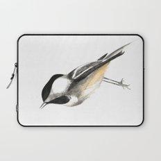Sweet Chickadee Laptop Sleeve