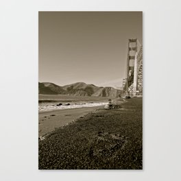 Natives Were Here First Canvas Print