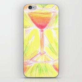 Tropical Happy Hour iPhone Skin