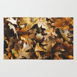 Fall Leaves Rug