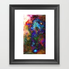 Everything is nothing 27 (therefore it was beautiful) Framed Art Print