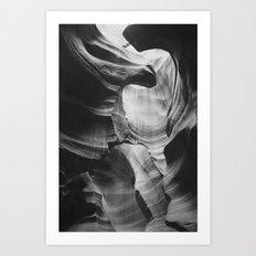 cavern Art Print