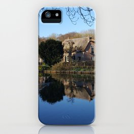 Dreamhouse Between the Blues iPhone Case