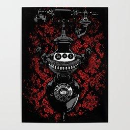 Telephonus Exoticus Poster