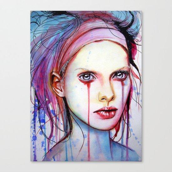 nom de plume (VIDEO IN DESCRIPTION!!) Canvas Print